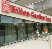Geschützt: Neues Hilton Hotel in Wiener Neustadt:<br>Keine Wertschätzung für Radtourismus