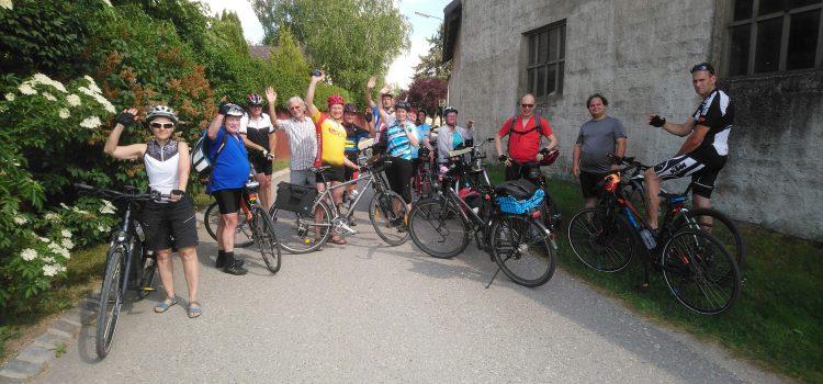 Radtour nach Atzelsdorf