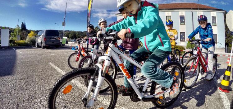 Fahrradkurs für Kinder von 6 bis 10 Jahren