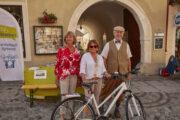 """Aktion RADL/WADLpass – """"Einkaufen mit dem Fahrrad und zu Fuß 2021"""" – Preise verlost!"""