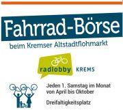 Radflohmarkt/Radbörse Krems