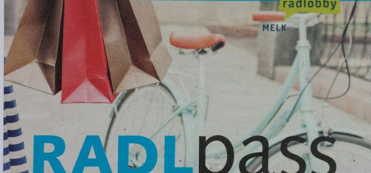 """Preisverlosung Sa. 29.9.2018, 11 Uhr: """"Einkaufen mit dem Fahrrad in Melk"""""""