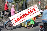 Wir radeln gemeinsam zur Wiener RADpaRADe am Sonntag, den 29.3.2020