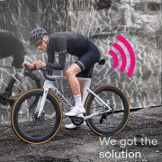 Erste Fahrrad-Dashcam mit Abstandsmesser für Überholende