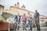Gestartet: Einkaufen mit Fahrrad & zu Fuß 2019 in Melk – Wertvolle Preise gewinnen!