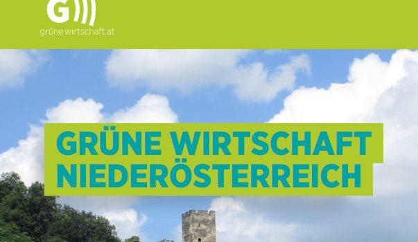 """Grüne Wirtschaft Niederösterreich lädt ein <br>Expertengespräch zum Thema """"Mobilität der Zukunft"""" <br>Wiener Neustadt · 15. Oktober 2019 · 16.30 Uhr"""