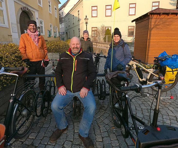Radlobbygruppe Stockerau