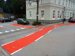 Verbesserungen im Zentrum von Wolkersdorf