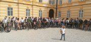 70 Radlerinnen und Radler beim 5. Melker Tweedride beweisen:<br>Radfahren macht schön!