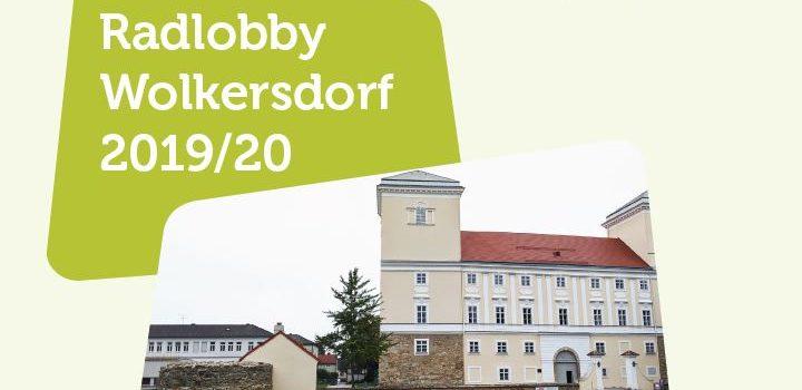 Radlobby Wolkersdorf 2019/2020