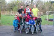 Laufräder für Kindergarten