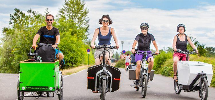 Was das Radfahren der Wirtschaft bringt