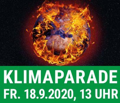 Klimaparade Krems: 18.9.2020