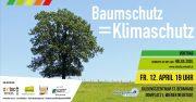 Klimawandel: Baumschutzvortrag <br>Freitag, 12. April 2019 · 19 Uhr<br>Wiener Neustadt · Bildungszentrum St. Bernhard