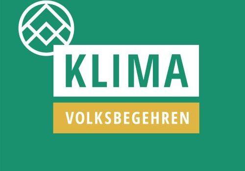 Die Radlobby Österreich ist offizieller Unterstützer des Klimavolksbegehrens