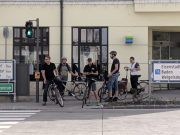 Mehr Platz fürs Rad Tour