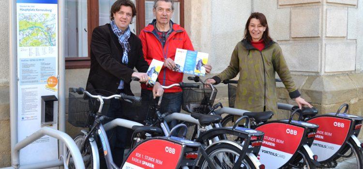 nextbike in Niederösterreich <br>Winterbetrieb nun in 6 nextbike Städten