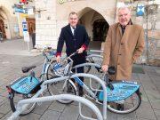 """Presseinfo der Stadt Wiener Neustadt: <br>""""nextbike""""-Radleihsystem wird über die Wintermonate verlängert"""