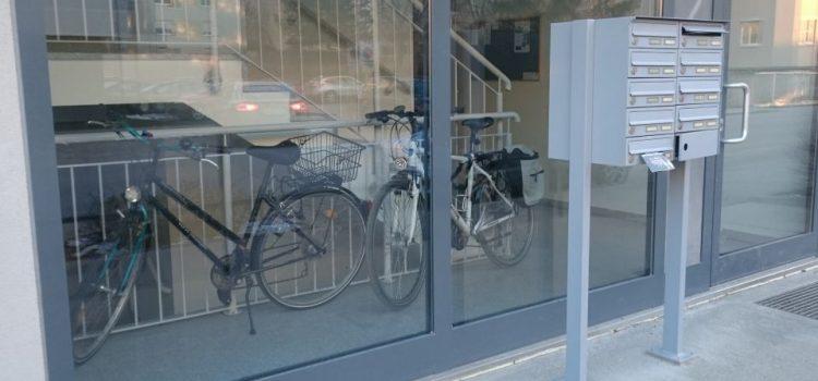 Förderung Fahrradparken