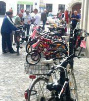 Radlobby-Radflohmärkte in Krems 2020