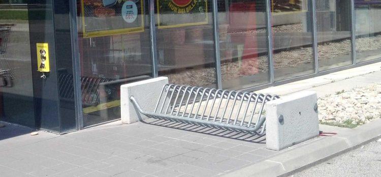 KundenInnen, die mit dem Rad kommen!? <br> Modernes Mobilitätsmanagement für Geschäfte gefragt