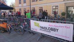 Der Radbazar war für viele ein sonniger Start in die neue Rad-Saison