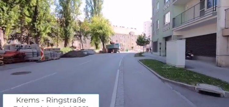 Radfahren in Krems