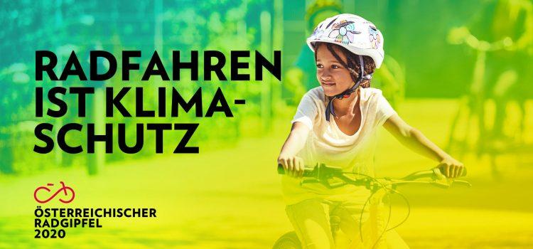 13. Österreichischer Radgipfel – hier anmelden!
