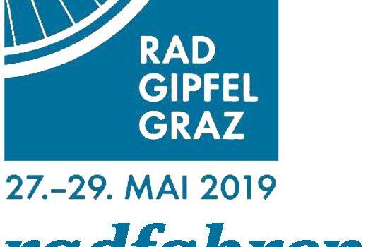 12. Österreichischer Radgipfel <br>Graz – 27. bis 29. Mai 2019