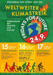 Klimastreik – offener Brief der Radlobby an die Gemeinde Stockerau