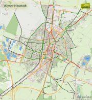 Mobilität in Wiener Neustadt<br>Der Beitrag der Radlobby zum STEP WN 2030