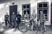 St. Pölten – Radparade anlässlich 200 Jahre Rad
