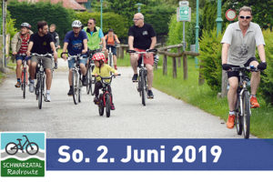 So. 2. Juni 2019: Schwarzatal Radtour