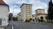 NÖN Berichte zum Ringstrassen-Radweg: Lichtmast als Radfalle