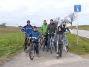 Neuer Geh- und Radweg von Ulrichskirchen nach Schleinbach