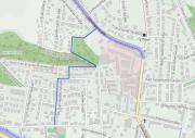 Senninger Straße # Schießstattgasse dringend notwendige Radüberfahrt