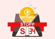 Kundgebung St. Pölten zu Stopp S34