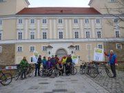 Neujahrsradeln in Wolkersdorf entfällt
