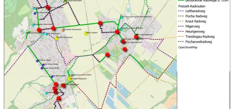Vorschlagsammlung – Verbesserung für den Radverkehr