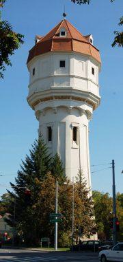 Klima-Radtour Wasserturm | Wasserwerkmit Sonnenstrom