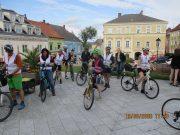Das war der Verkehrswende Aktionstag in Waidhofen/Thaya <br>19. Juni 2020 <br>1. Waidhofner Radparade