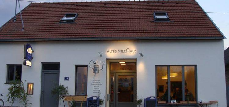 Radtour zum Alten Milchhaus in Ladendorf am 11. Mai 2019