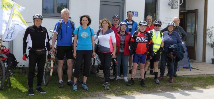 Radtour zum Alten Milchhaus in Ladendorf