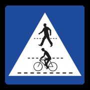 Wimmereck-Stögergasse-Radüberfahrt Falsche Markierung bleibt….?