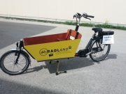 Mal ein Lastenrad testen? Im Juni in Krems…