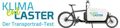 KlimaEntlaster-Zentrale Amstetten <br>3 Transporträder testen • einfach probieren