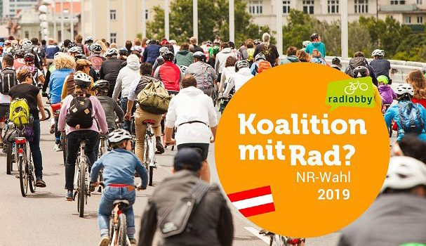 Radlobby Wahlempfehlung   2019