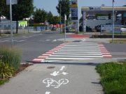 Geh- und Radweg in der Wienerstraße fertiggestellt