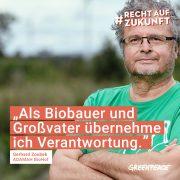Beteiligen Sie Sich an der Greenpeace Klimaklage