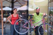 Kostenfreies Fahrrad-Service am Rathausplatz